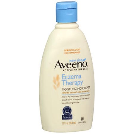 Aveeno Active Naturals Eczema Therapy Moisturizing Cream - 12 fl