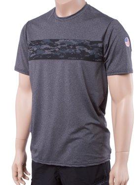 O'Neill Mens 24/7 Hybrid Shortsleeve Surf Shirt