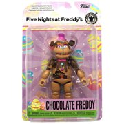"""Chocolate Freddy Five Nights at Freddy's Collectible 5"""" Action Figure"""