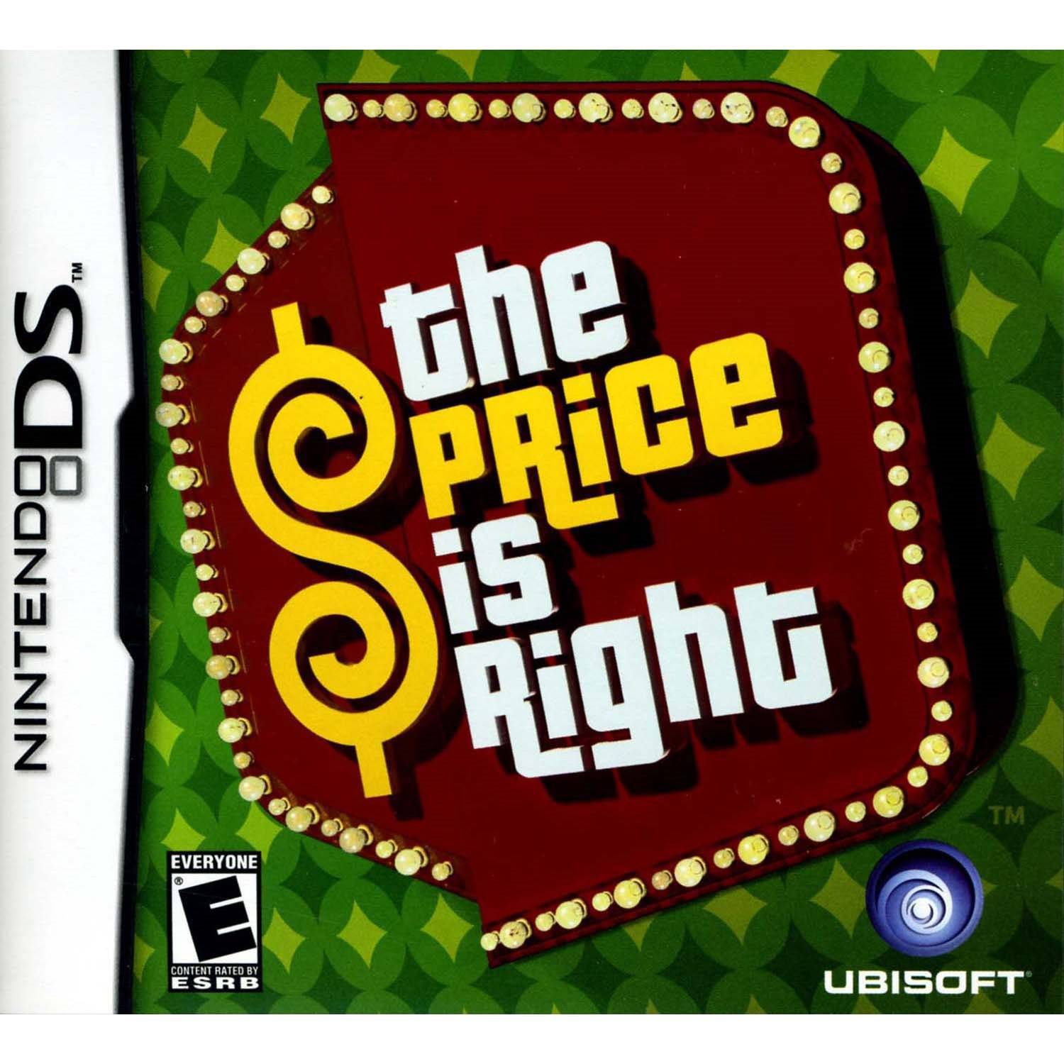 Nintendo DS - Price Is Right