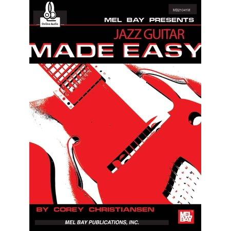Jazz Guitar Made Easy - eBook