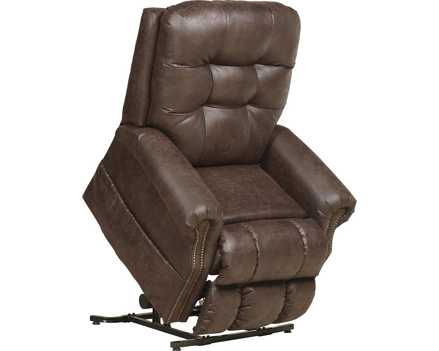 Catnapper Ramsey 4857 Power Full Lay Flat Lift Chair Recliner with Heat and Massage - Easy  sc 1 st  Walmart & Recliner Chair Lift islam-shia.org
