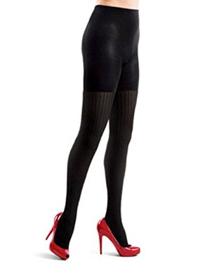 ea7908dfceb55 Product Image Assets by Sara Blakely Pucker Terrific Textured Tights (354)  5/Black (3