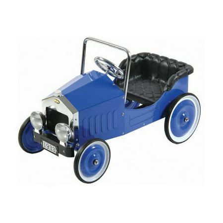 - Blue Voiture Pedal Car