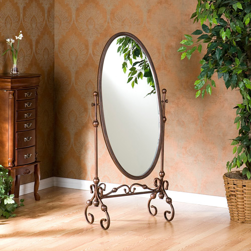Southern Enterprises Latham Cheval Mirror by Southern Enterprises