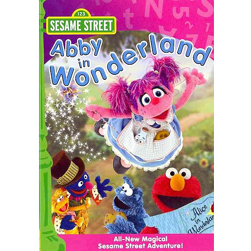 Sesame Street: Abby In Wonderland by