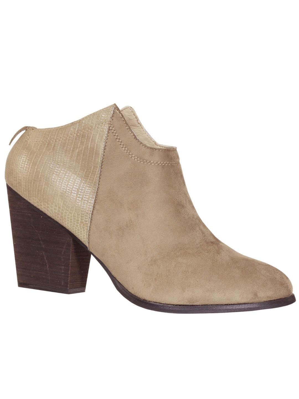 Corkys Footwear Take Off Women's Bootie Shoe Sand 10 M by Corkys Footwear