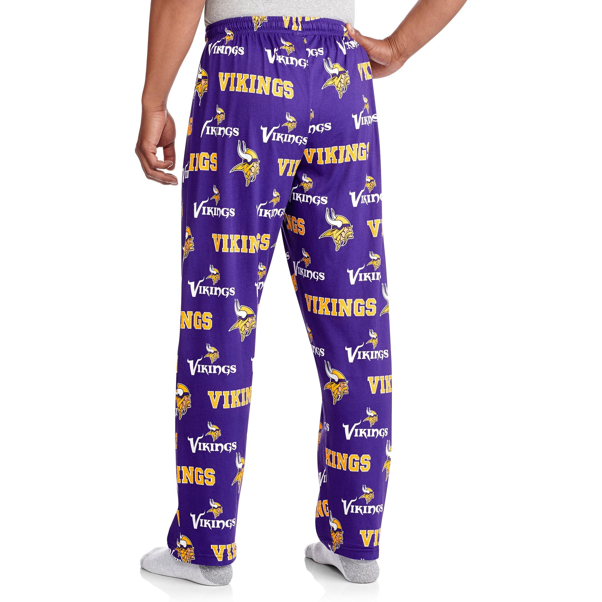 NFL Men's Vikings Knit Pant