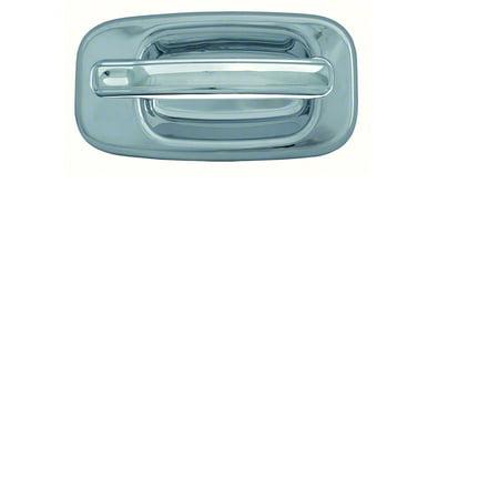 Chevrolet Colorado Chrome Door (Cci 2002-2006 Chevrolet Avalanche 4-Door Chrome Door Handle)