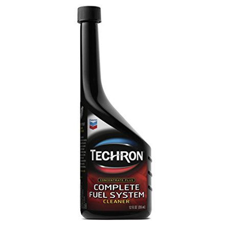 Chevron 67740 Case Techron Concentrate Plus Fuel System Cleaner   12 Oz    Pack Of 6