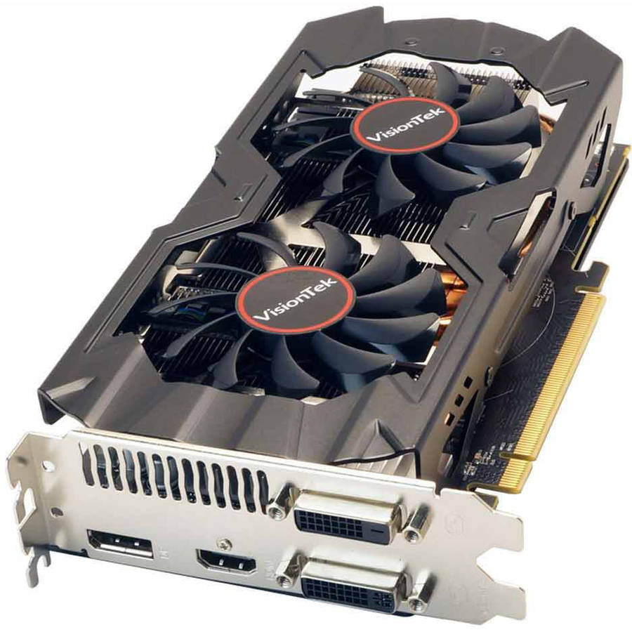 VisionTek Radeon R9 380 2GB GDDR5 PCI Express 3.0 Graphics Card