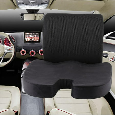 Willing Portable Comfortable Home Office Seat Cushion Memory Foam Car Chairs Seats Massage Back Pain