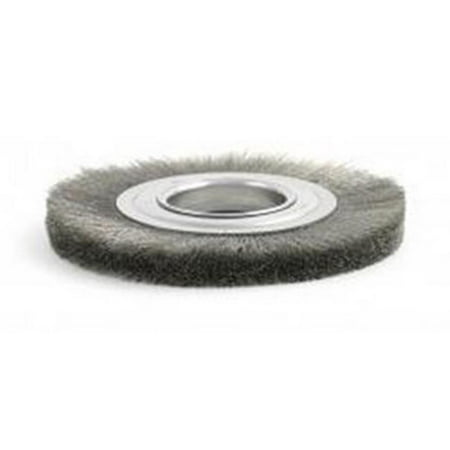 Crimped Wheel with 2 in. Arbor 6 in. - image 1 of 1