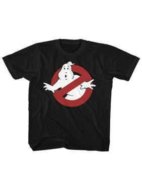 The Real Ghostbusters Animated TV Series Logo Toddler Little Boys T-Shirt Tee