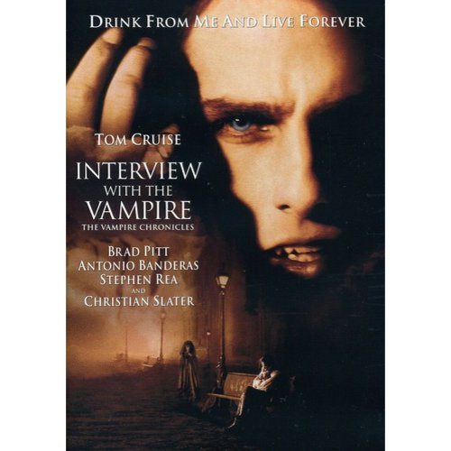 INTERVIEW W/THE VAMPIRE (DVD/RE-PKG)