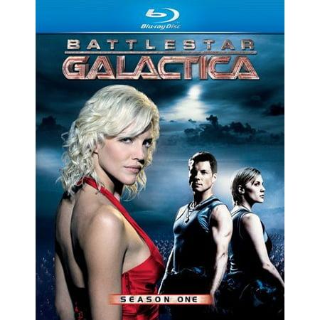 Battlestar Galactica: Season One (Blu-ray)