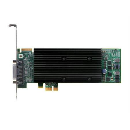 Matrox Graphics Graphics Adapter   Matrox M9120   Pci Express X1   512 Mb   Ddr Ii Sdram   Dvi