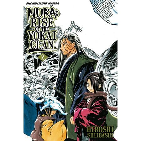 Nura: Rise of the Yokai Clan, Vol. 2 - eBook (Nura Rise Of The Yokai Clan Hagoromo Gitsune)