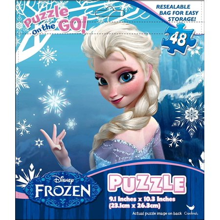 Frozen Promo Puzzle in Foil Bag (48-Piece)
