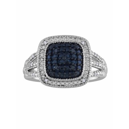 Diamond Accent Fashion Ring - Accented Fashion Ring