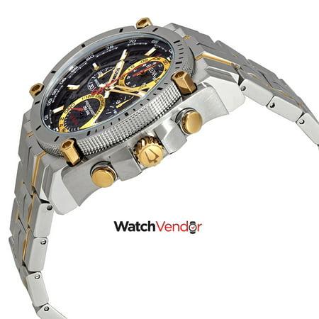 a9077708d Bulova Precisionist Chronograph Black Dial Men's Watch 98B228 - image 1 ...