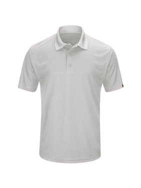 Men's Short Sleeve Pocketless Core Polo