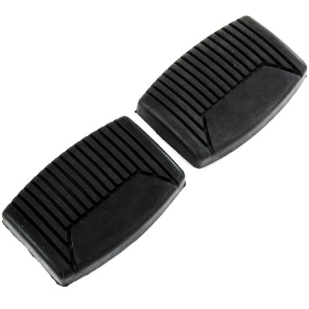 Ford F150 Clutch - Compatible with Ford Truck F150 F250 F350 1964-2008 Brake Clutch Pedals Pad Manual Transmission