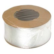 ZORO SELECT 40TP47 Plastic Strapping,MG,Clear,30000 ft. L