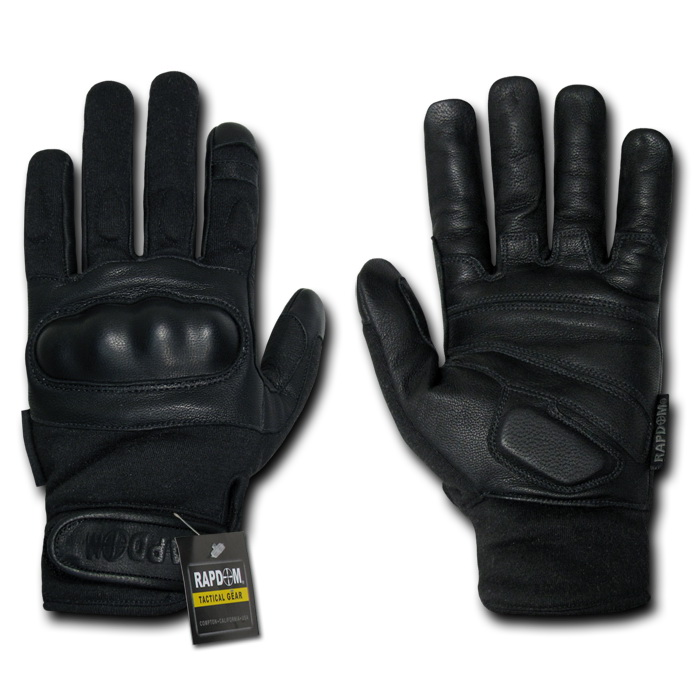 Rapid Dominance T40 - Nomex Knuckle Glove-Black-S