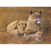 PBN African Lioness & Cubs Jr Lg
