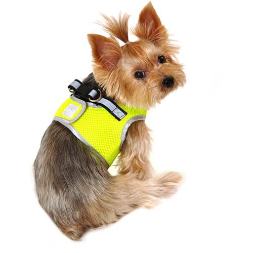 Simplydog Neon Yellow Reflective Body Ha
