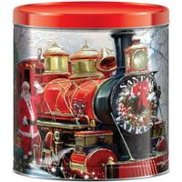 Signature Brands Santa Express Popcorn Tin, 24 Oz.