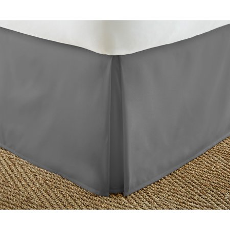 - Simply Soft Bed Skirt Dust Ruffle by ienjoy Home
