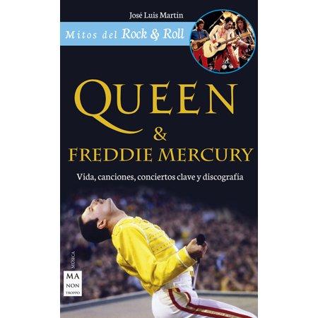 Queen & Freddie Mercury (Freddie Mercury Outfit)