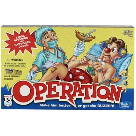 Mechanical Operation (Operation Game)
