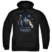 Chrisley Knows Best/Class Adult Pull Over Hoodie Black  Usa102