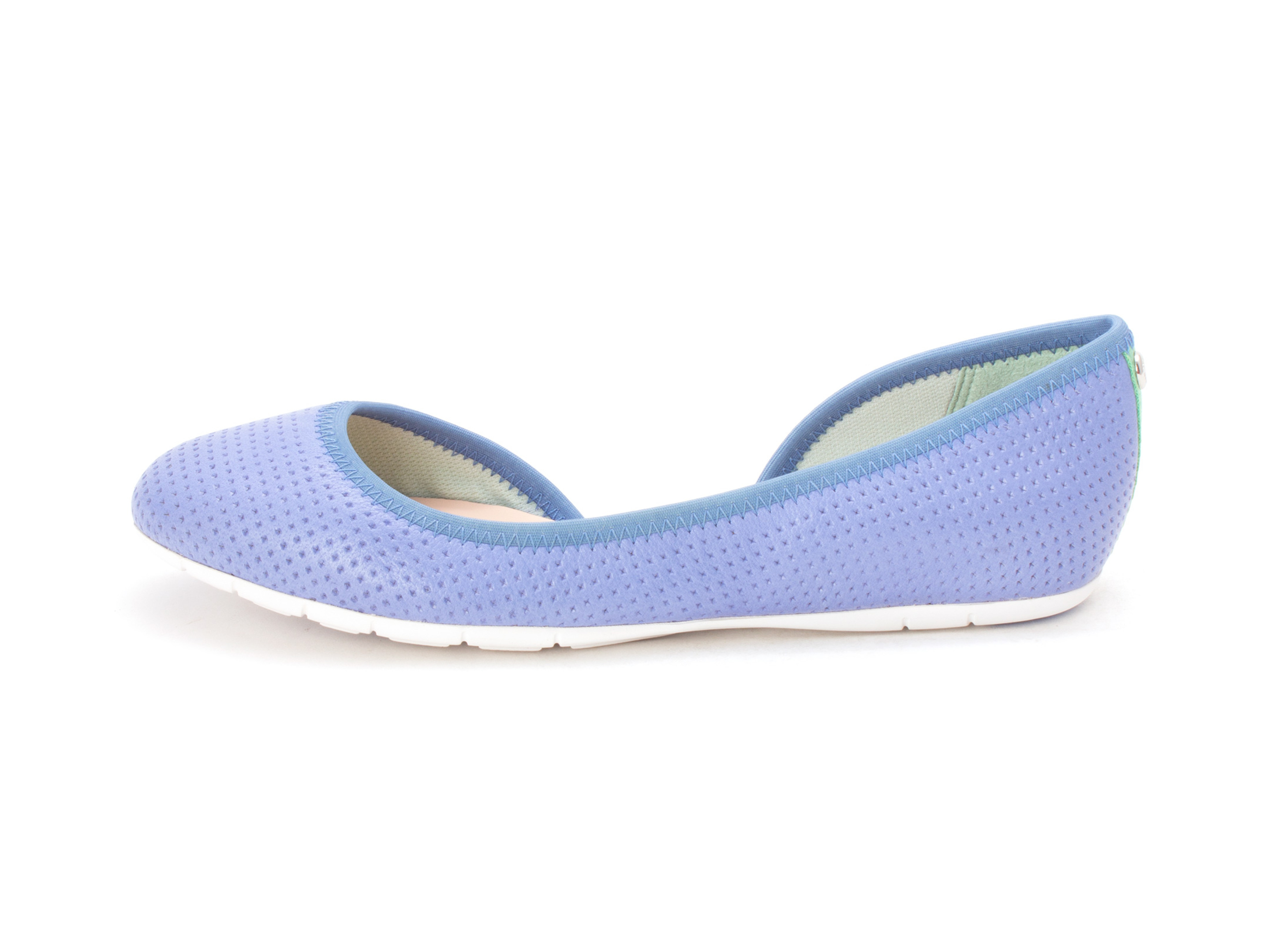 Cole Haan Womens CH2060S Closed Toe Slide Flats