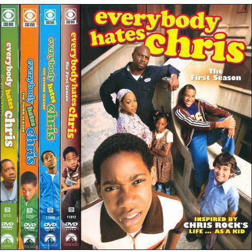 Everybody Hates Chris: The Complete Series (Widescreen)