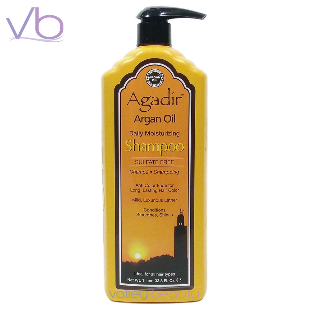 Agadir Argan Oil Daily Moisturizing Shampoo 33oz