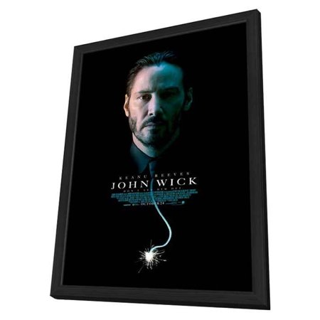 John Wick  2014  27X40 Framed Movie Poster
