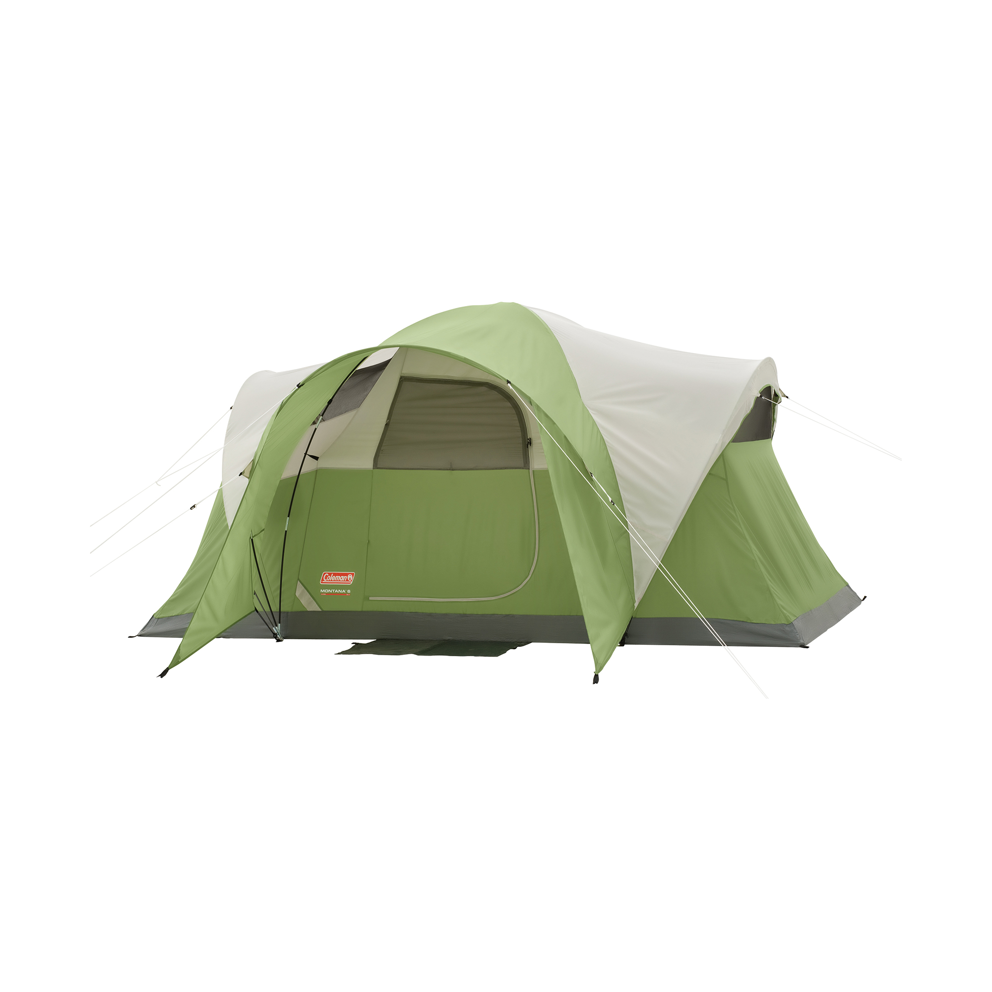 Coleman Montana 12' x 7' Modified Dome Tent, Sleeps 6 by COLEMAN