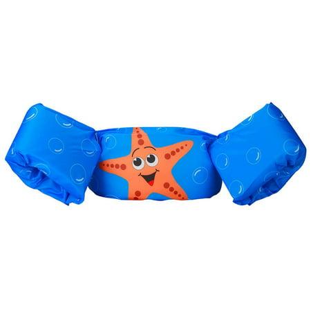 Gonex Swimsuit Swim aid, Infant toddler learning to swim life vest, swim aid floor survival vest - 22-66 LBS