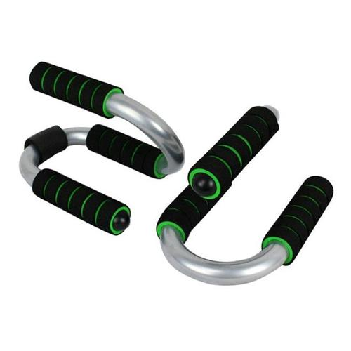 9481 Perrini Home Gym Push Up Bars Pair Work Out Exercise Bars