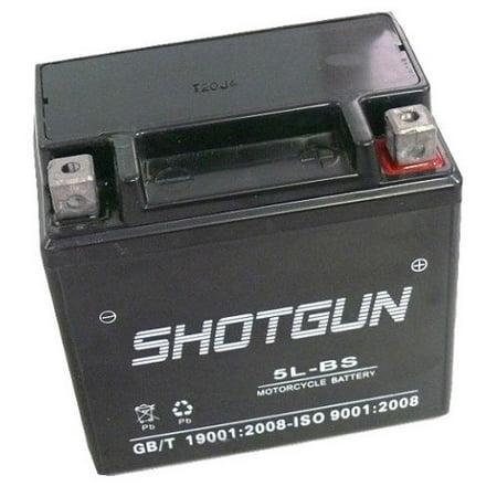 5L-BS Shotgun SLA AGM Battery