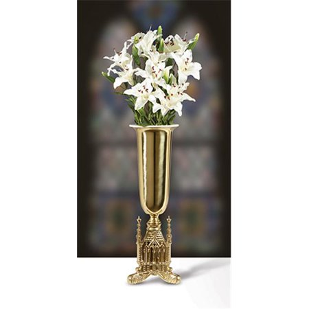Christian Brands Church Supply WC864 San Pietro Vase - image 1 of 1