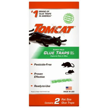 Rat Glue (SCOTTS COMPANY-TOMCAT 2PK HD Rat Glue Trap)