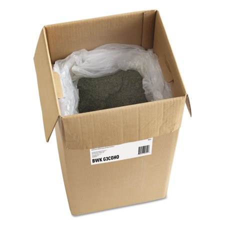 Sweeping Compound - Oil-Based Sweeping Compound, Grit-Free, Green, 50lbs, Box
