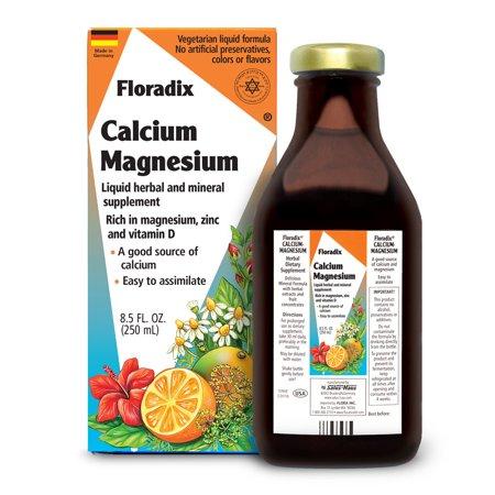Salus-Haus Calcium-Magnesium Liquid 8.5 Oz