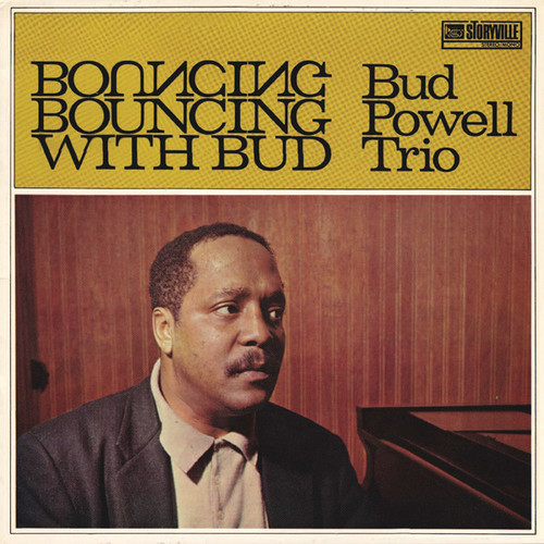 Bud Powell Bud Powell Trio: Bouncing with Bud [Vinyl] by
