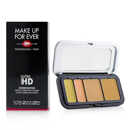 Make Up For Ever Ultra HD Underpainting Color Correcting Palette - # 30 Medium 6.6g/0.23oz Make Up
